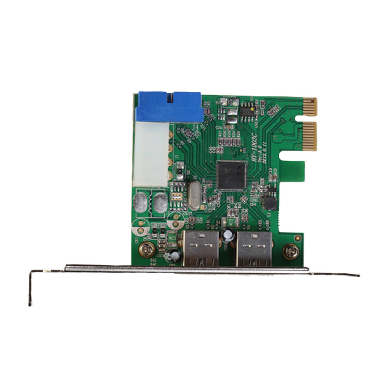 Pce22u3 I Tec Pci Express Card 4x Usb 30 4 Port Pcie E