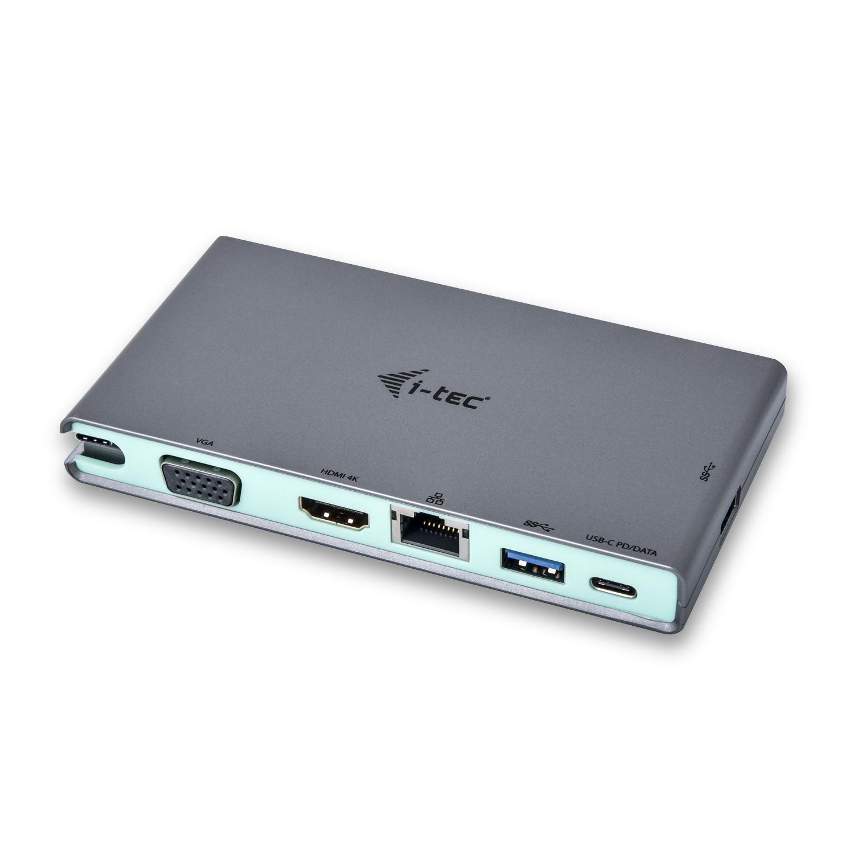 C31traveldockpd I Tec Usb C Travel Dock 4k Hdmi Or Vga Data Switch Wiring Diagram